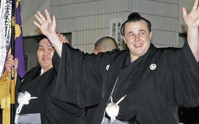 Baruto 2012. aastal Tokyos