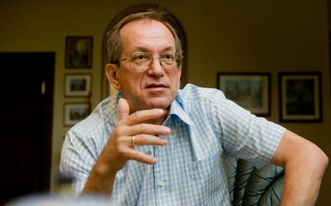 Balti Venemaa uuringute keskuse juht Vladimir Juškin.
