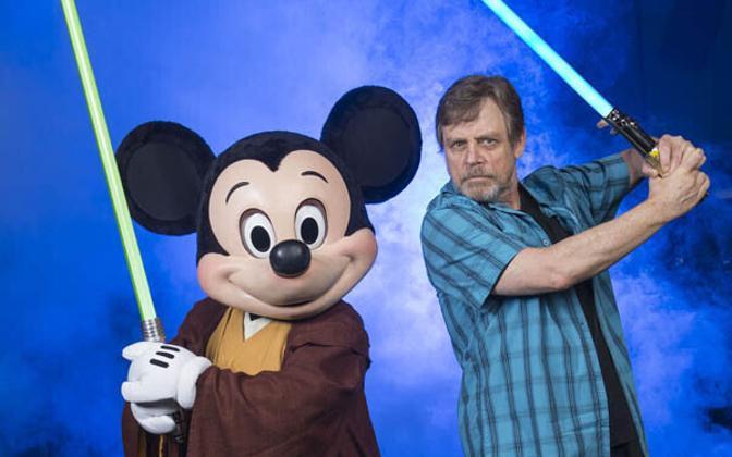Walt Disney Studios promofoto