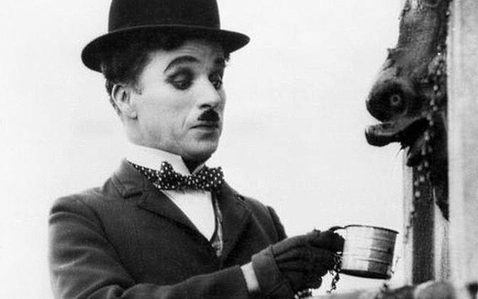 Charlie Chaplin filmis