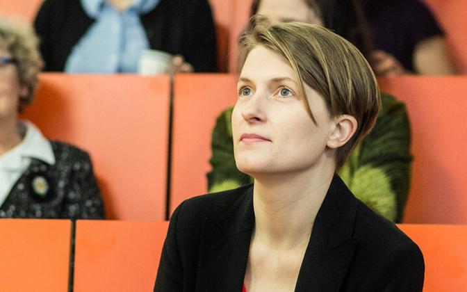 Endine soolise võrdõiguslikkuse ja võrdse kohtlemise volinik Mari-Liis Sepper.