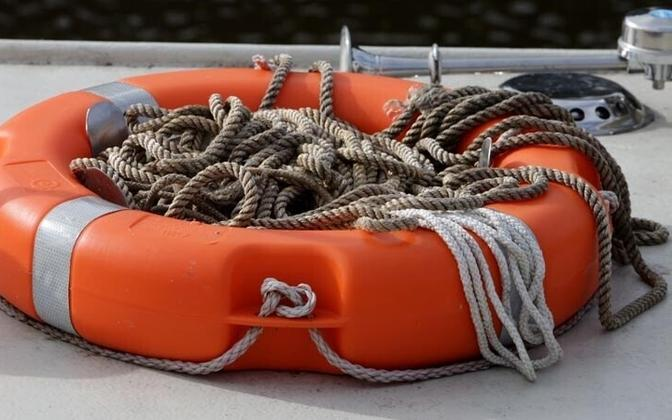 Maritime rescue gear (photo is illustrative).