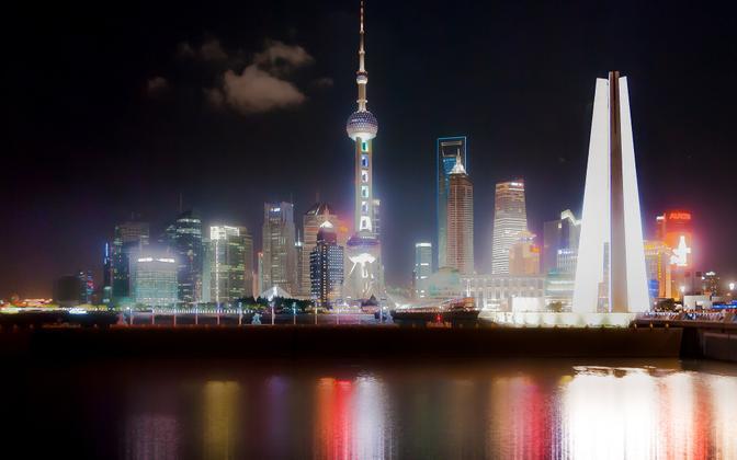 Üle  24 miljoni elanikuga Shanghai pürgib Tartu ülikooli abiga targaks linnaks