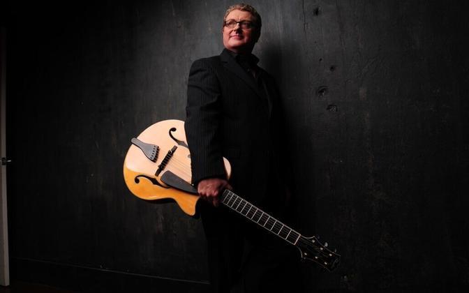 Kitarrist Martin Taylor