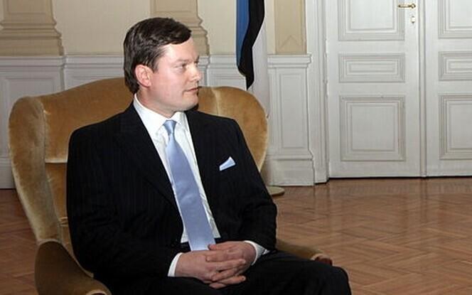 Eesti suursaadik Venemaal Arti Hilpus.