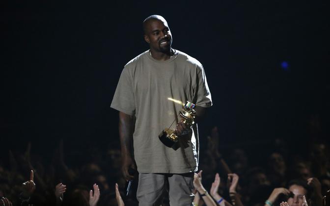 Kanye West pälvis elutööpreemia