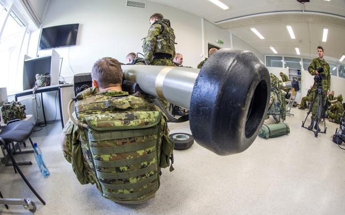 The Javelin antitank system. Photo is illustrative.