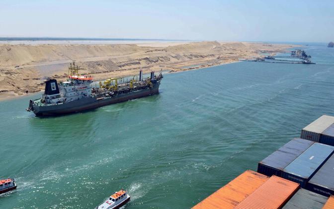 Suessi kanal