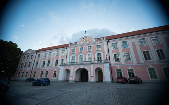 The Riigikogu.