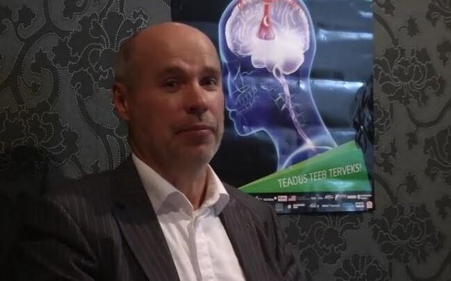 Tartu Ülikooli kriminoloogia professor Jaan Ginter.