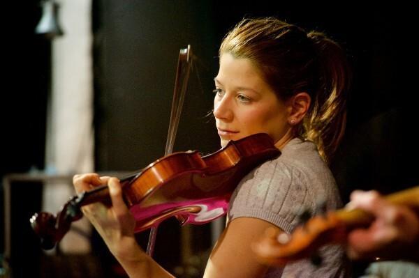 Ungari viiuldaja Erzsébet Mészáros