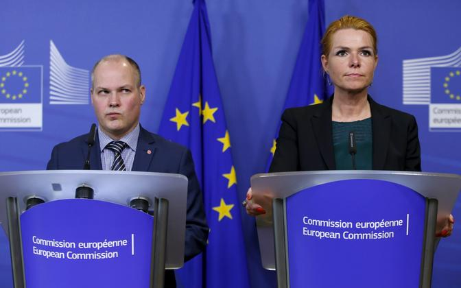 Taani siseminister Inger Støjberg