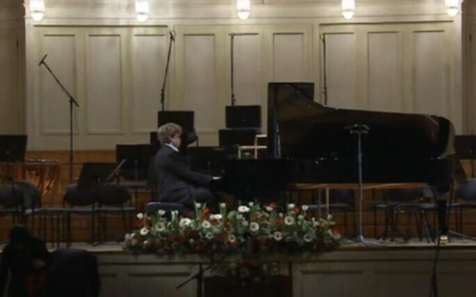 Chopini konkurss 2015.