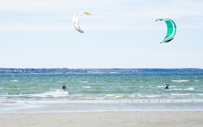 Stroomi Beach.