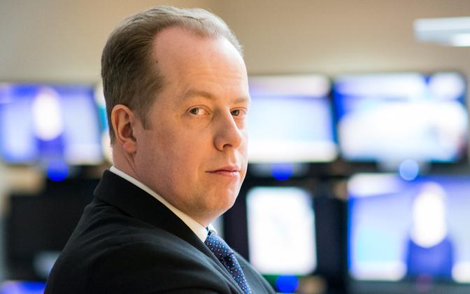 Ministry of the Interior Deputy Secretary General for Internal Security Policy Erkki Koort.