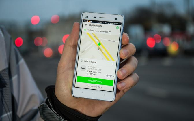 Taxify is an Estonian-developed taxi-hailing and rideshare app that has spread to multiple countries around the world.
