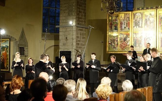 Vox Clamantis Niguliste kirikus