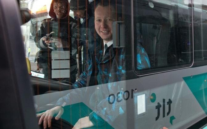 Таллинн продлит маршрут еще одной автобусной линии.