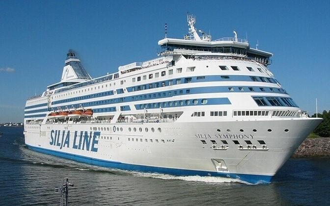 MS Silja Symphony (Tallink).