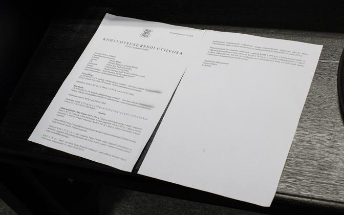 Court documents in the Autorollo case.