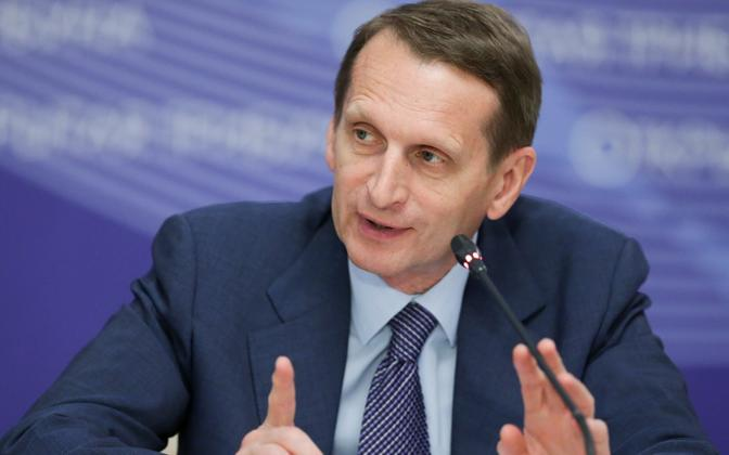 Sergei Narõškin.