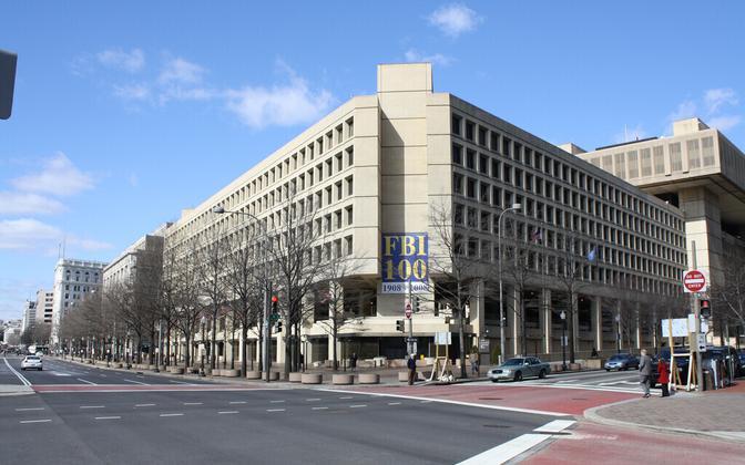 FBI Hoover'i hoone.