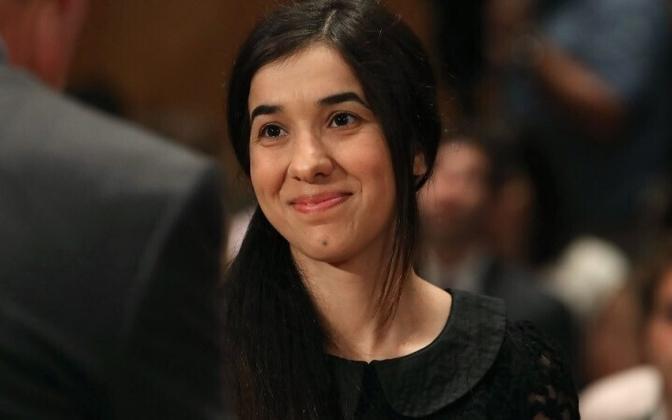 Надиа Мурад.