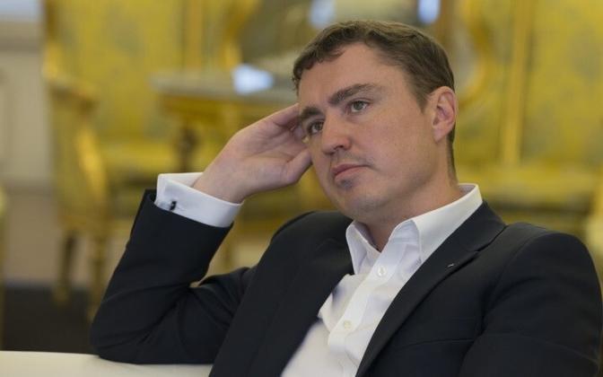 Таави Рыйвас не поддерживает идею запретить в Эстонии вещание российских телеканалов.