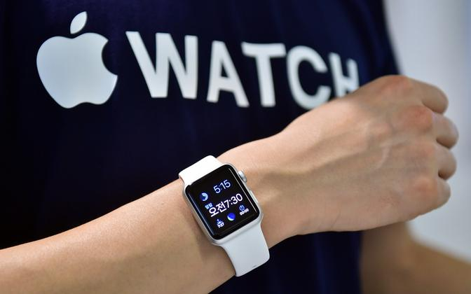 Among other things, Apple Pay makes it possible to use the Apple Watch for contactless payments.