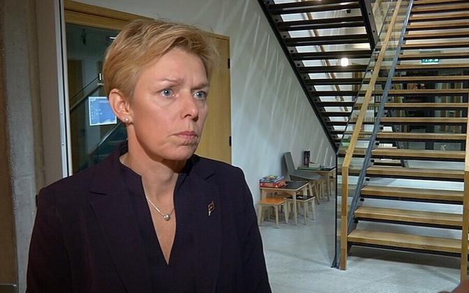 Maria Alajõe ütleb, et ei ole Autorollo küsimuses pooli valinud.