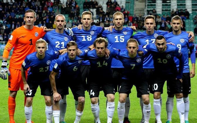 Eesti jalgpallikoondis
