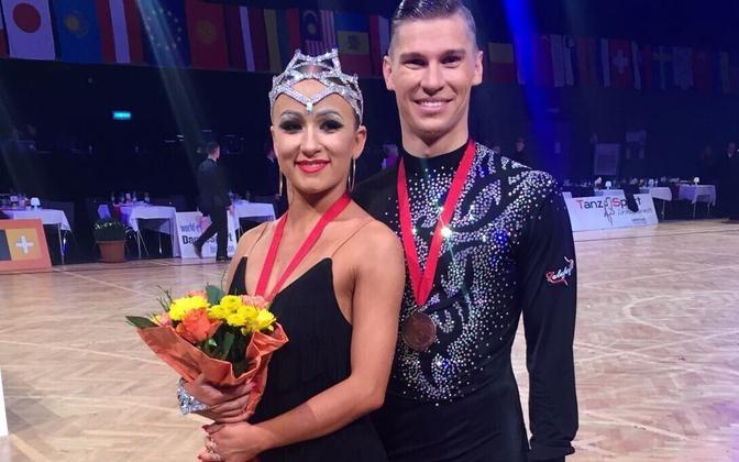 Dominica Bergmannova ja Konstantin Gorodilov