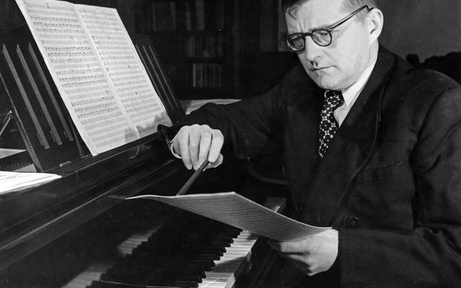 Dmitri Šostakovitš 1950. aastal