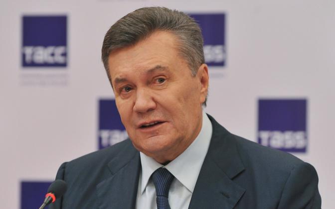 Viktor Janukovitš