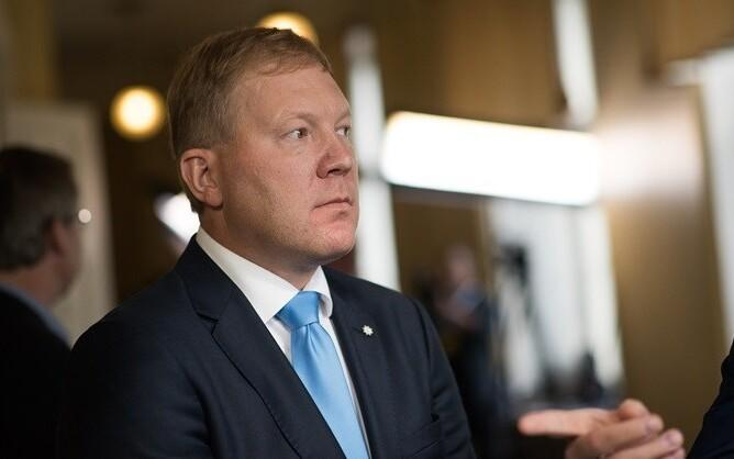 Head of the Estonian Delegation to the NATO Parliamentary Assembly (PA) Marko Mihkelson.