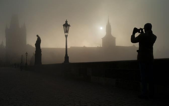 Karli sild Prahas.