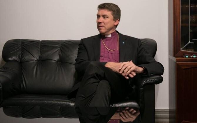 EELK Archbishop Urmas Viilma.