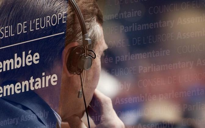 The Council of Europe is supposed to be one of the chief forces against corruption in Europe.