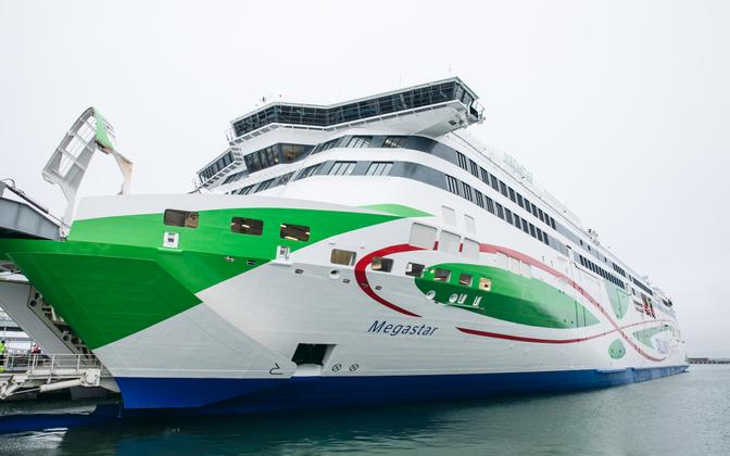 Tallink's MS Megastar.