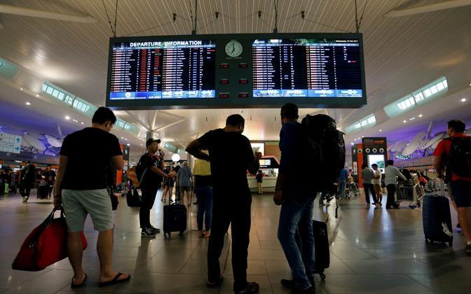 Kuala Lumpuri lennujaam.