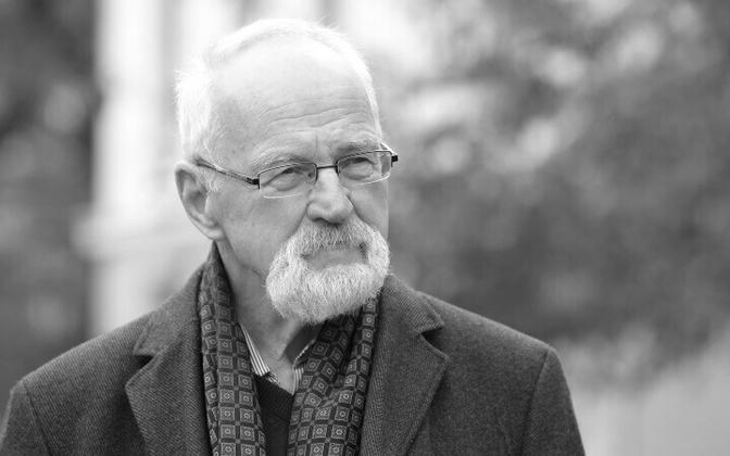 Пеэтер Тульвисте скончался на 72-м году жизни.