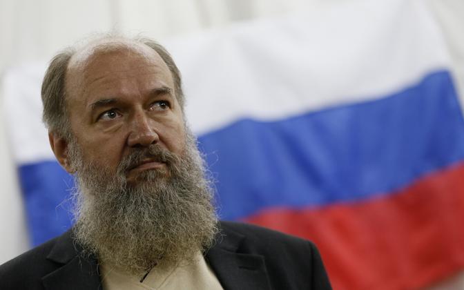 Vladimir Makovitš 2014. aasta juunis.