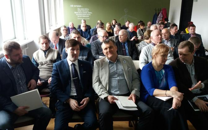 EKRE soovib Eesti EL-i kuulumise uuesti rahvahääletusele panna.