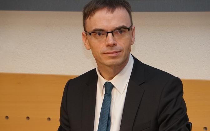 Eesti välisminister Sven Mikser.