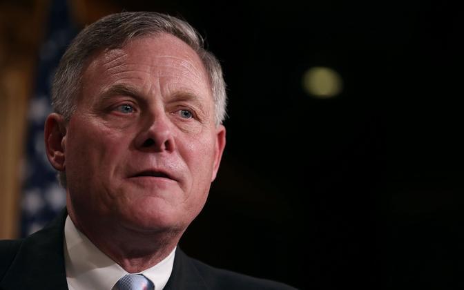 USA senati luurekomitee esimees, vabariiklane Richard Burr.