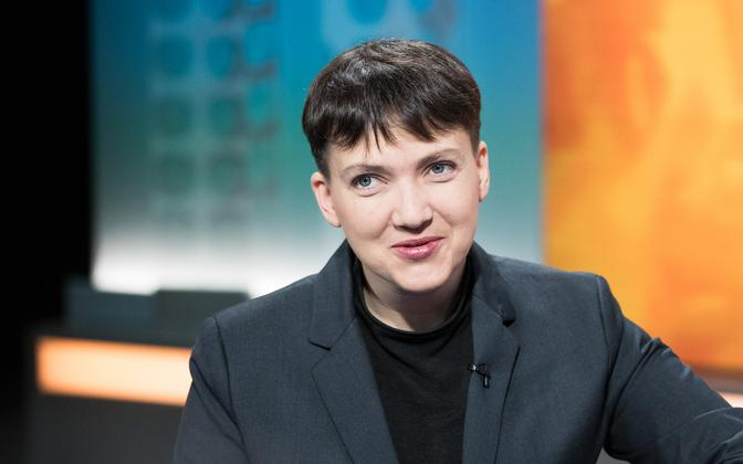 Nadja Savtšenko ERRis