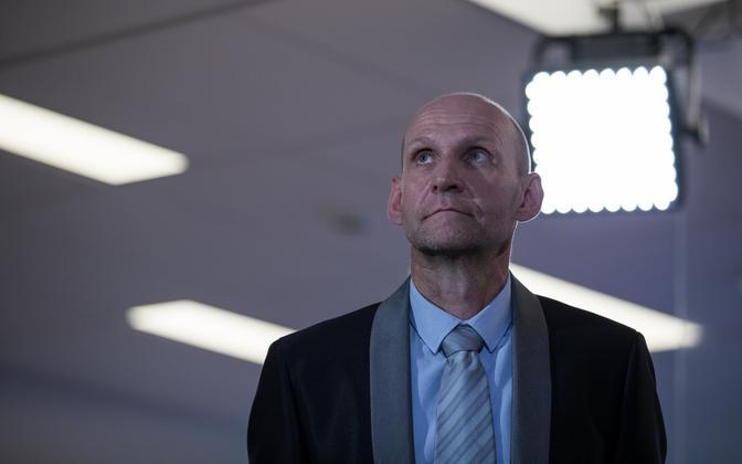 IRL chairman candidate Helir-Valdor Seeder.