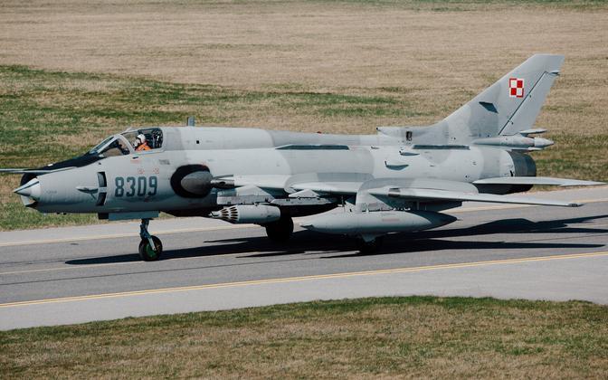 Poola Su-22