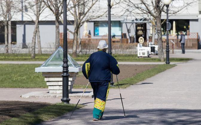 Pensionär.