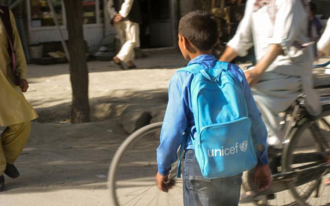 Estonia is to allocate €150,000 to UNICEF next year.